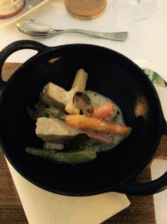 Restaurant le jardin dans mougins avec cuisine fran aise for Le jardin mougins restaurant
