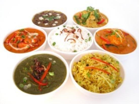 Newtonmore, UK: Mehmood curry house