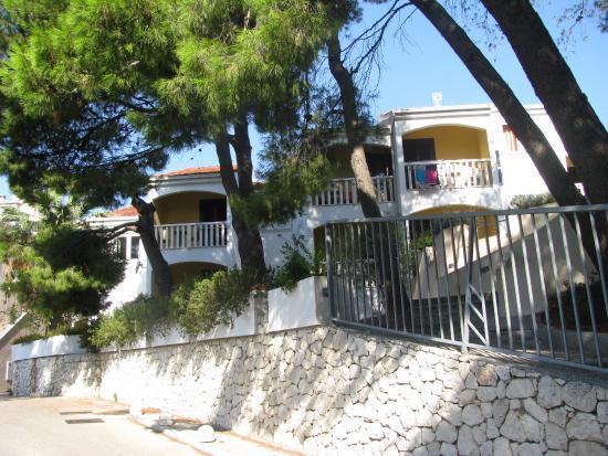 Beach Apartments Lavica: Апартаменты