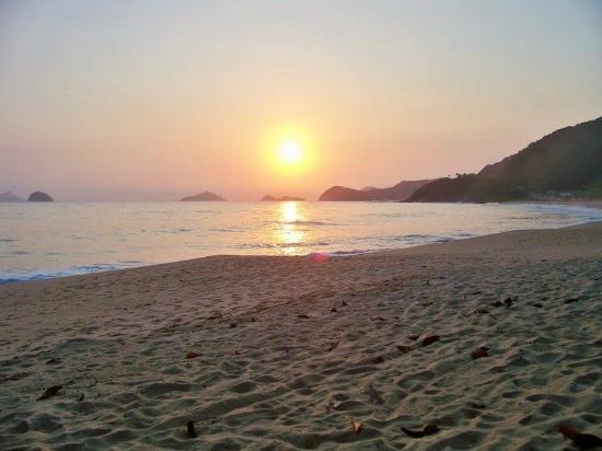 Pousada Mariua: Praia de Boiçucanga