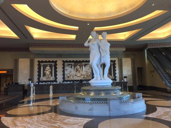 Caesars Windsor Hotel Rooms