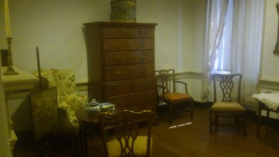 Lehigh County Heritage Center : Inside Trout Hall
