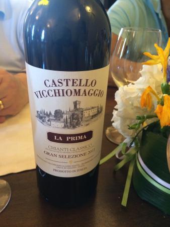 Wijnproeven met lunch