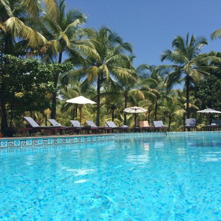 The Nattika Beach Resort: piscina del Nattika beack resort