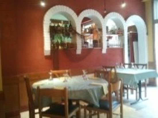 Restaurante restaurant ca la margarida en pineda de mar for Restaurant pineda de mar