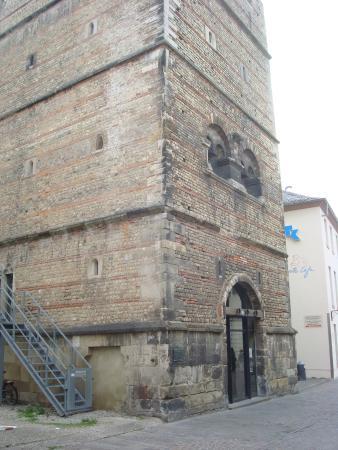 frankenturm in trier mit - photo #22