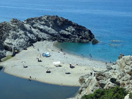 Path to Nas beach. - Picture of Nas Beach, Ikaria ...