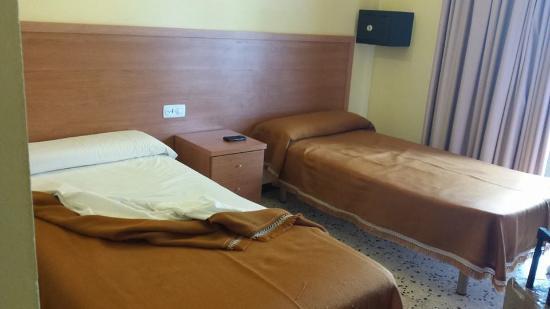 Hotel Raco d'en Pepe: habitacion doble