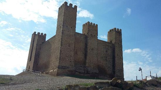 Castillo de Sadaba: Genial