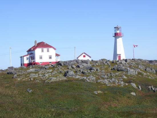 Quirpon Island, Canada: Quirpon Lighthouse Inn