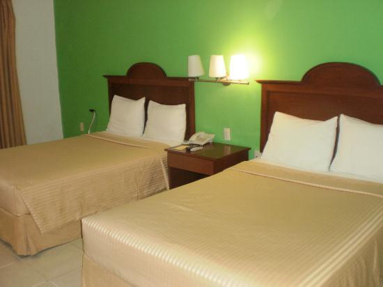 Hotel Costa Maya Inn: Habitación