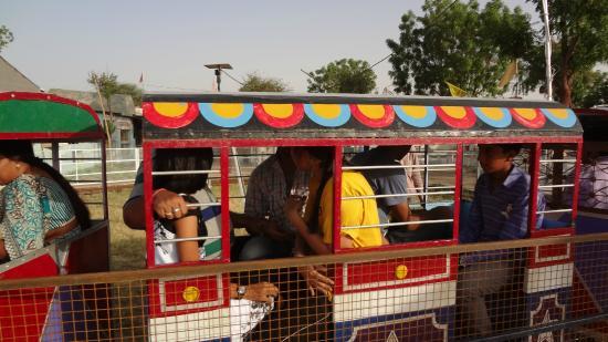 Bikaner, India: joy ride