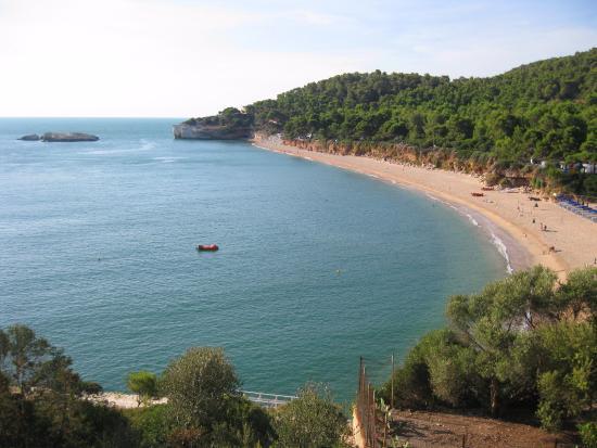 Spiaggia Baia di Campi
