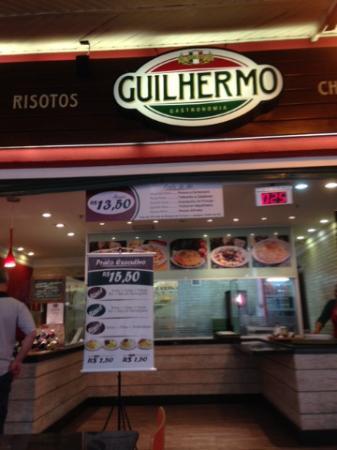 Guilhermo Gastronomia