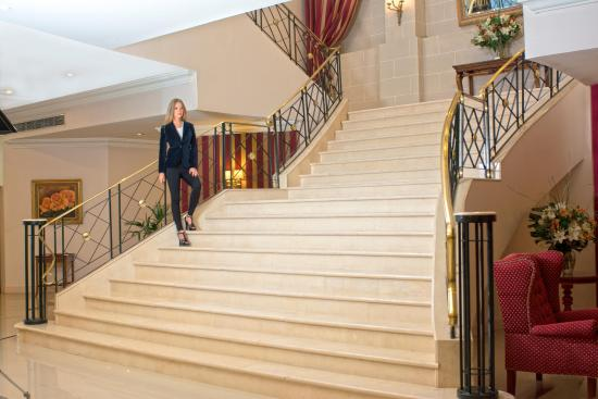 Scala Hotel: Lobby del Hotel