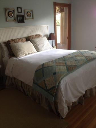 The Inn at Ragged Edge: Comfy beds