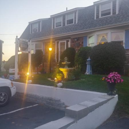 Cape Cod Ocean Manor: Our stay at Cape Cod Manor B&B