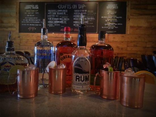 Concord, OH: $5 Mules every Monday after 3pm