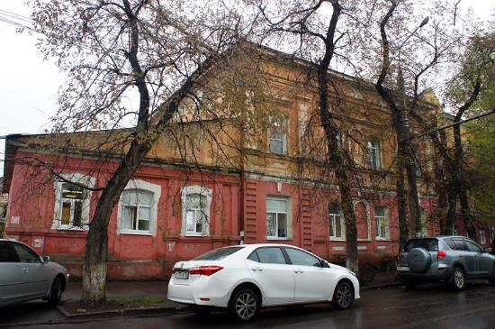 House of Mikheyev
