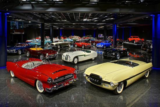 Данвилл, Калифорния: Automotive Gallery