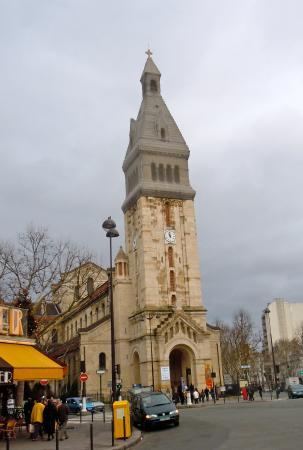 Eglise Saint Pierre Montrouge