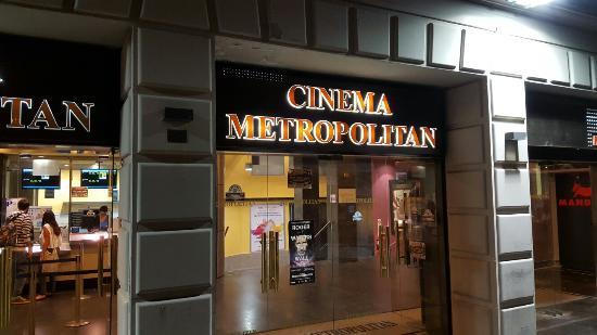 Cinema Metropolitan
