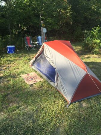 Oceanfront Camping at Reach Knolls