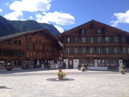 Steigenberger Alpenhotel and Spa: Saanen