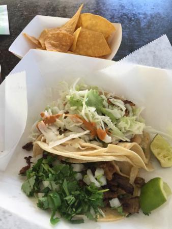 Orale Fish Tacos