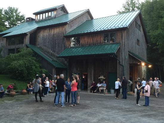 Levon Helm's The Barn