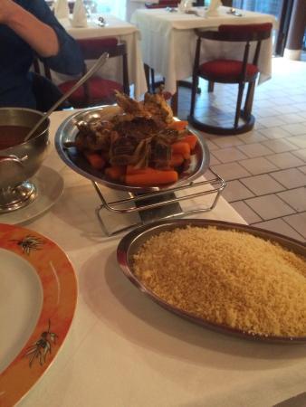 Restaurant le marrakech dans brive la gaillarde - Cuisine brive la gaillarde ...