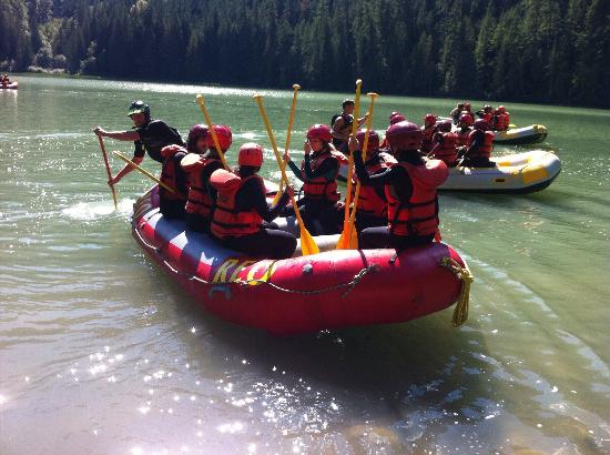 North Bend, Канада: Awesome Adventure! Best summer experience! The staff is awesome & the guides makes your experien