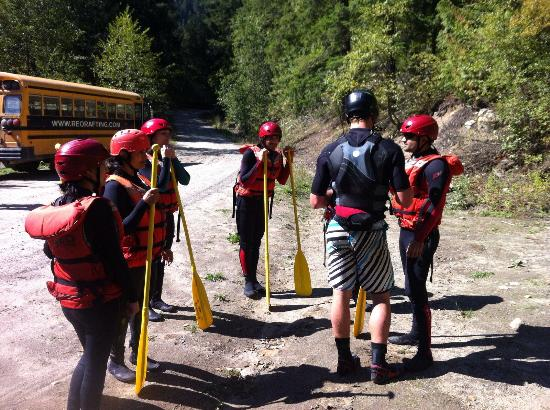 North Bend, Canadá: Awesome Adventure! Best summer experience! The staff is awesome & the guides makes your experien