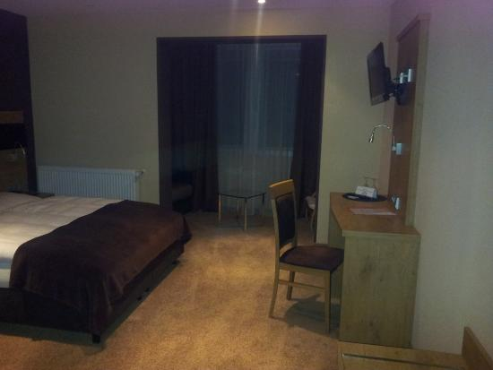 Obernburg, Niemcy: Hotel Karpfen, Doppelzimmer