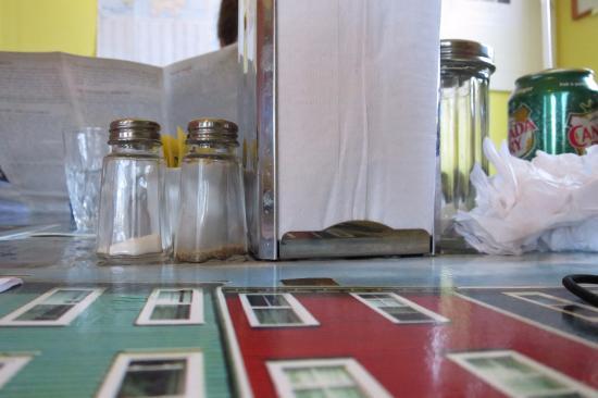Susie's Cafe : Stimmungsbild des Restaurants