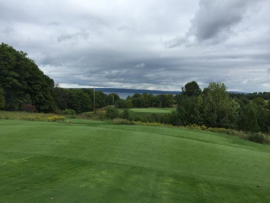 Crooked Tree Golf Club : Great course with fantastic views!