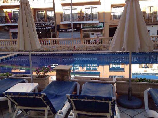 Hotel Sol de Mallorca: Piscina