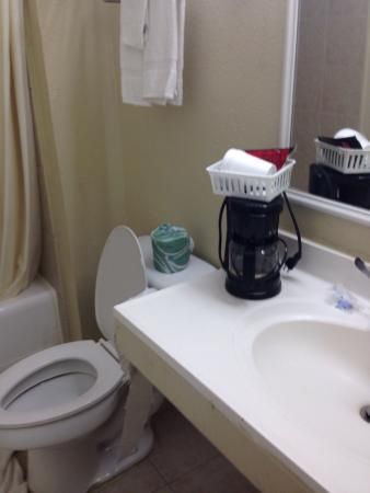 Americas Best Value Inn-Giddings : Room condition