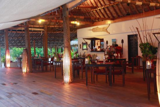 Navutu Stars Resort Restaurant
