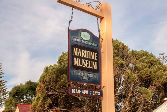 ‪Mid North Coast Maritime Museum‬