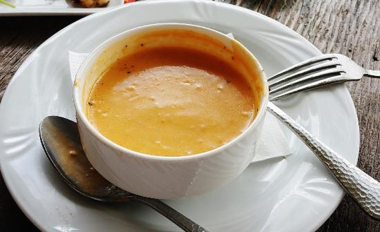 Mystic Fish Seafood Grill: Lobster Bisque