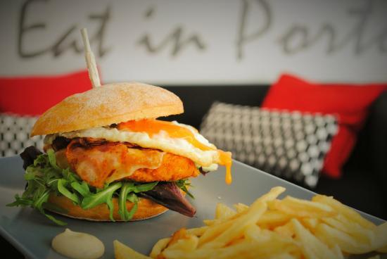 Eat in Porto