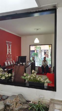 Hotel Casa Mayor: CASA MAYOR LOBBY I