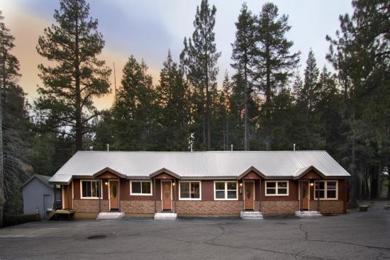 Holiday Haus Motel : Casitas