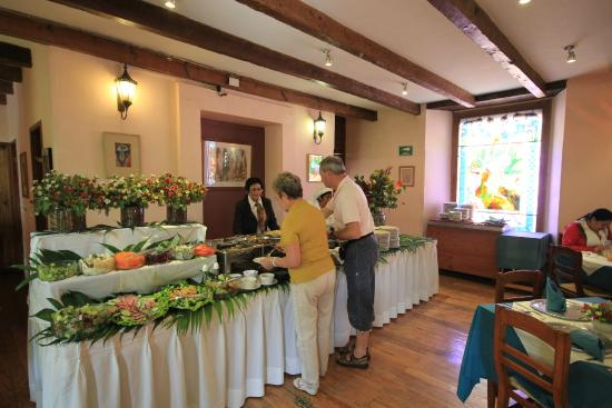 Hotel Casa Mexicana: RESTAURANT