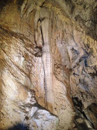 Metaline Falls, WA: Gardner Caves