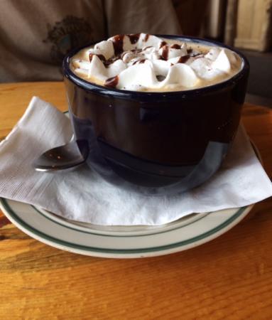 Mountain Mocha Cafe : Mochalicious