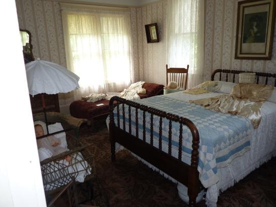 Gagetown, MI: Bedroom in House