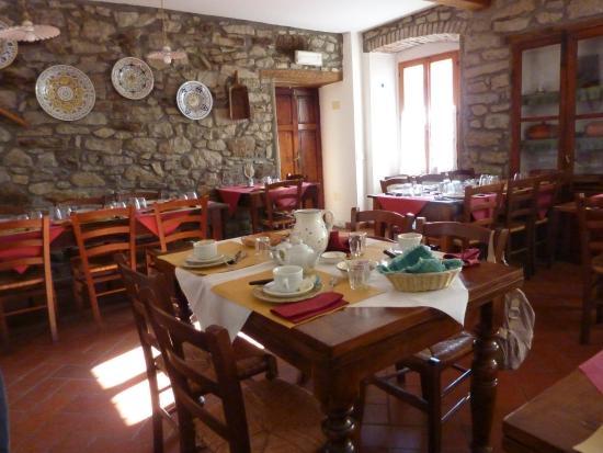 Agriturismo Il Cerro : Sala da pranzo