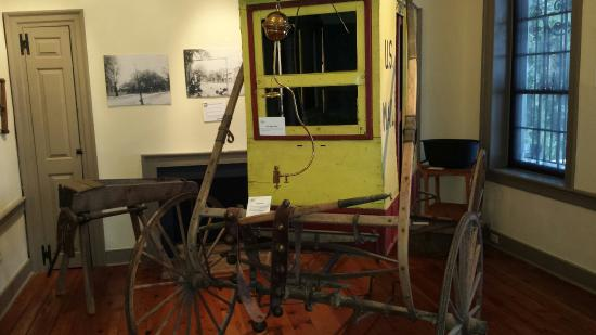 Shepherdstown, Virgínia Ocidental: Wonderful  Displays of History!